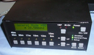 picture of steppir control box